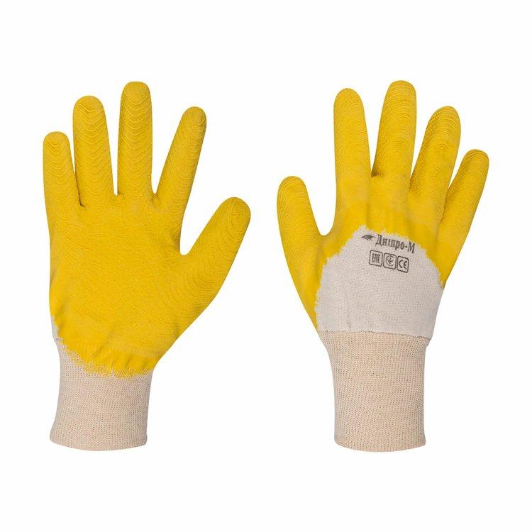 Перчатки от механ. повреждений Дніпро-М Worker фото №2