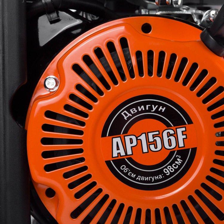 Мотопомпа бензиновая Дніпро-М МП-125 фото №5
