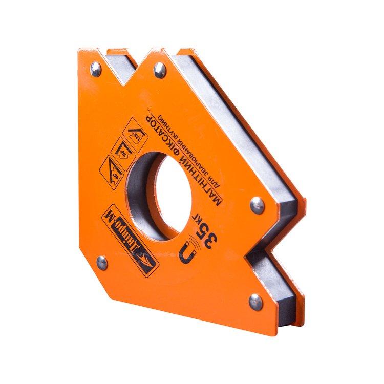 Магнитный угольник для сварки Дніпро-М МК-1134 фото №3