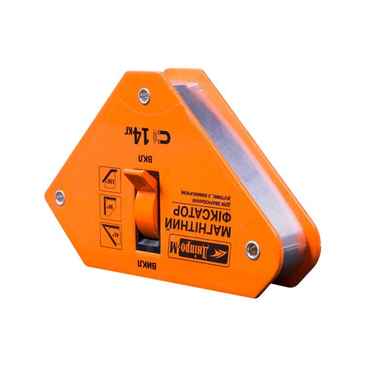 Магнитный угольник для сварки Дніпро-М МКВ-1013 фото №2