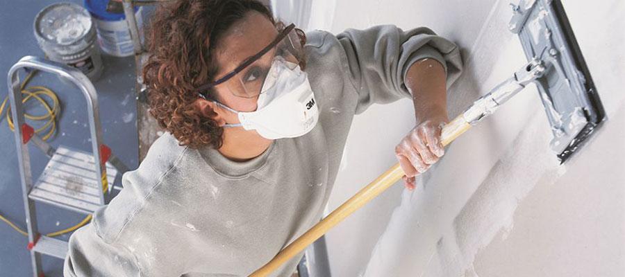 Видалення запахів після роботи з фарбою