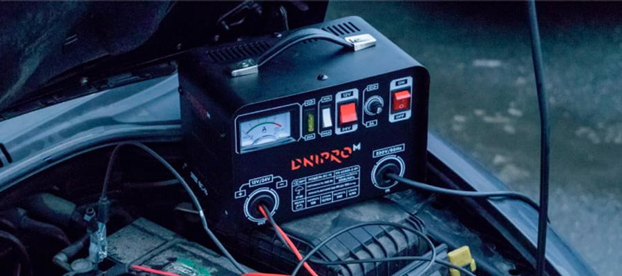 Підготовка акумулятора авто до зими