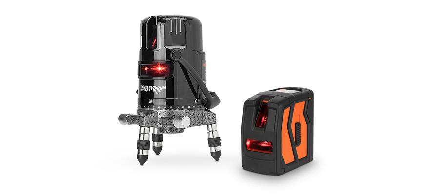 Лазерные уровни Dnipro-M
