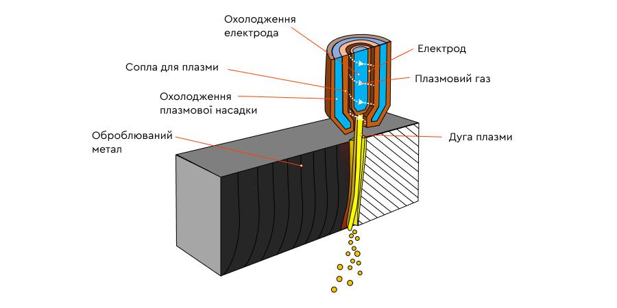 Схема плазморіза