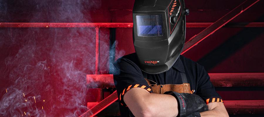 Робота в захисній масці