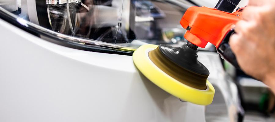 Як вибрати полірувальну машину