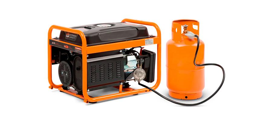 Газовый генератор электричества