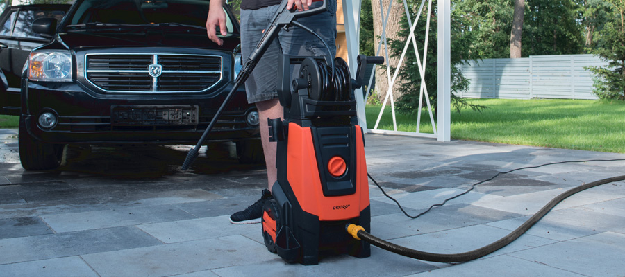 вибір мийки високого тиску для дому та авто