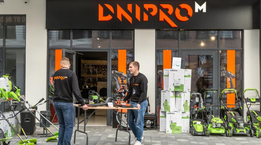 10 лет с Dnipro-M