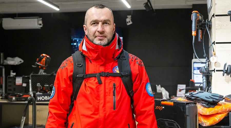 Инструмент Dnipro-M отправляется в Антарктиду