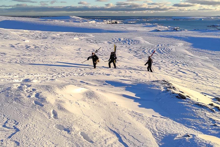 Як український полярник врятував дослідницький човен - Фото 10
