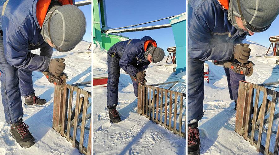 Як український полярник врятував дослідницький човен - Фото 6