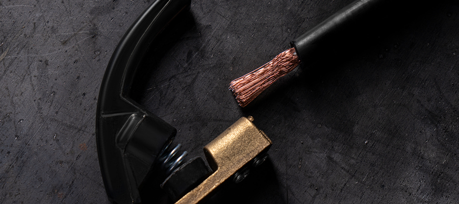 Перетин зварювального кабелю