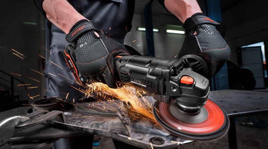 Акумуляторні інструменти для будівництва та ремонту