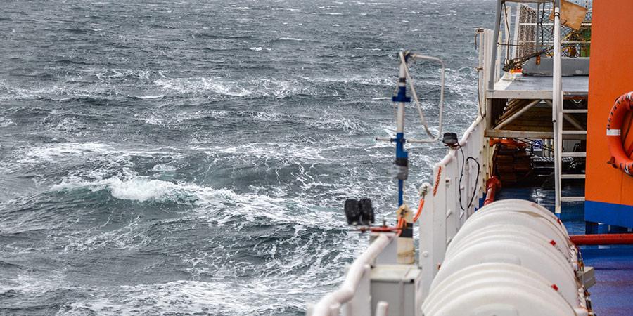 Примхливий Атлантичний океан