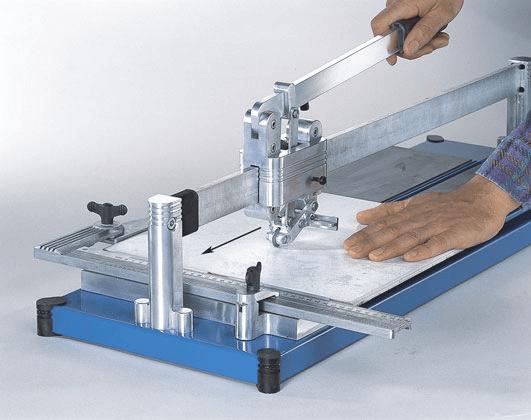 Ручной плиткорез для кефеля и керамогранита