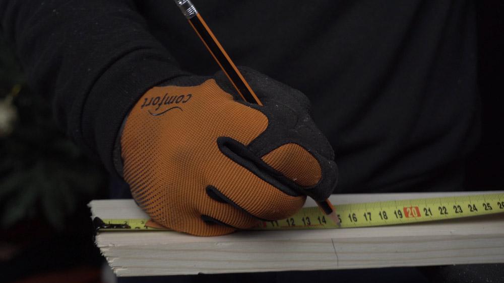 Фото-инструкция по изготовлению новогодней елки своими руками - Шаг 3
