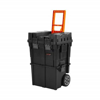 Ящик для інструменту Dnipro-M Transporter 2 в 1