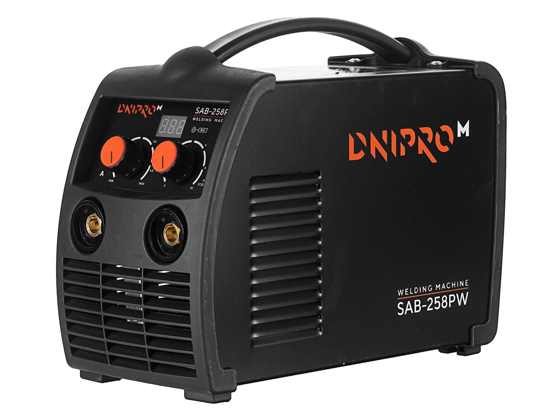 Зварювальний апарат IGBT Dnipro-M SAB-258PW
