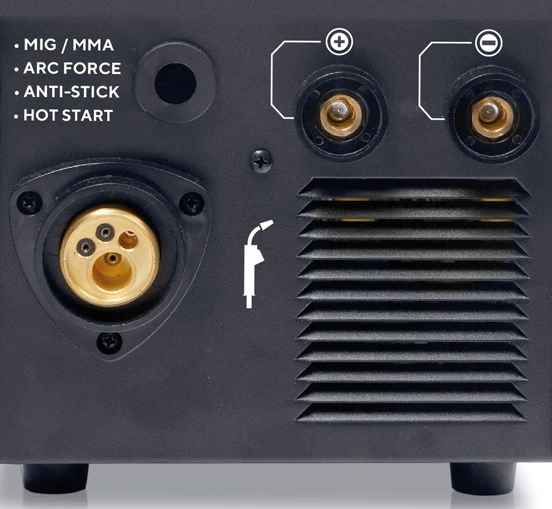 Разъемы подключений SAB-310