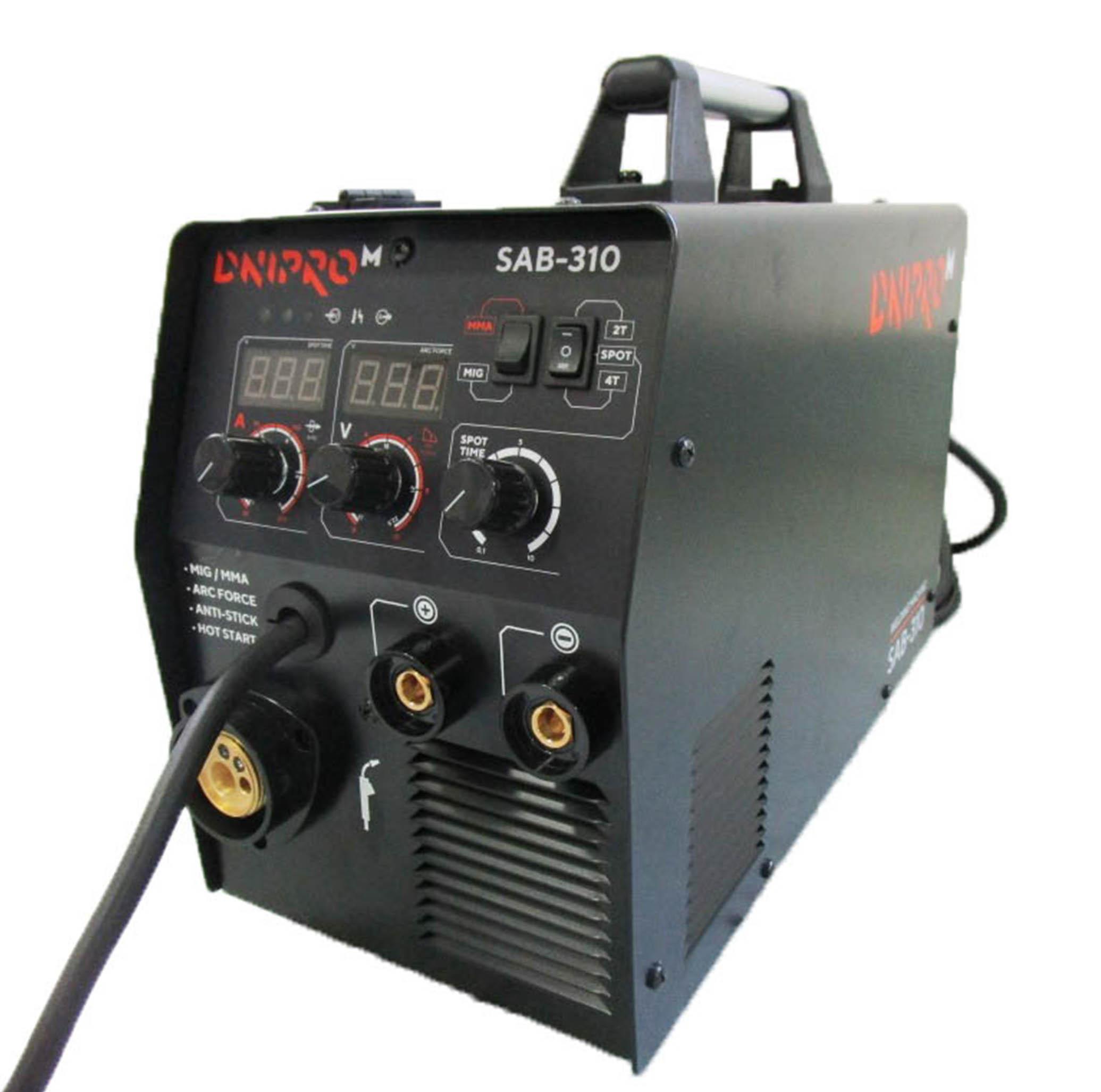 SAB-310 вид сбоку
